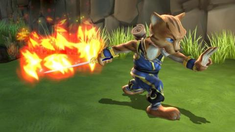Legend of Kay Anniversary Edition sortira aussi sur Switch