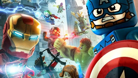 Test LEGO Marvel's Avengers