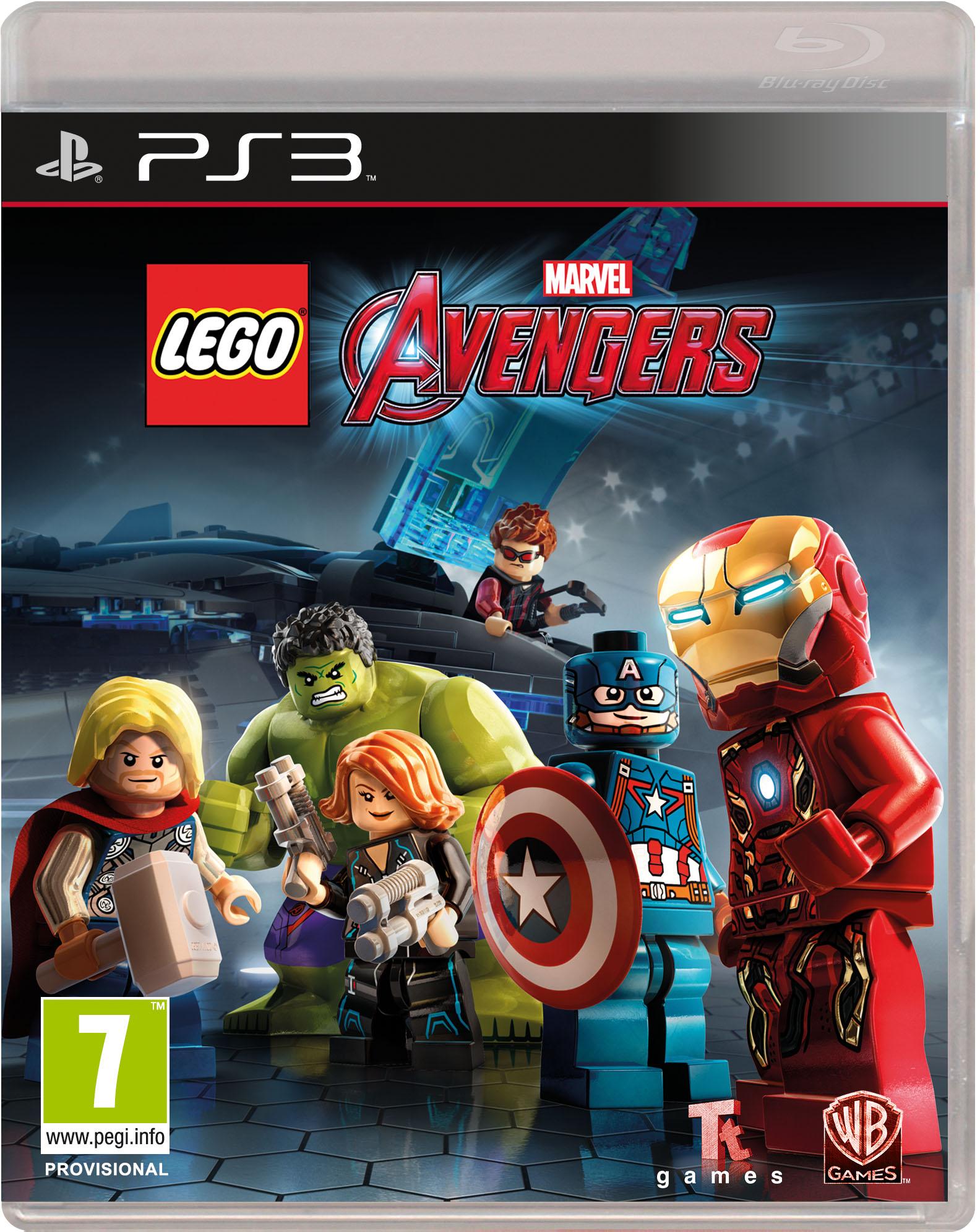 Lego marvel 39 s avengers playfrance - Jeux de lego avengers gratuit ...