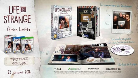 Life is Strange : le trailer de lancement de la version boite