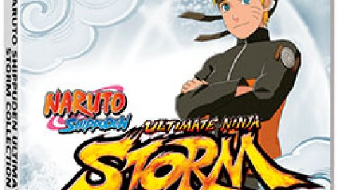 Naturo Shippuden Ultimate Ninja Storm : une collection sur PlayStation 3