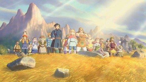 Ni no Kuni II : Revenant Kingdom est Gold