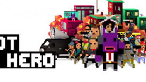 Not a Hero se date sur PlayStation 4