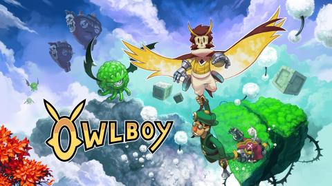 Test Owlboy