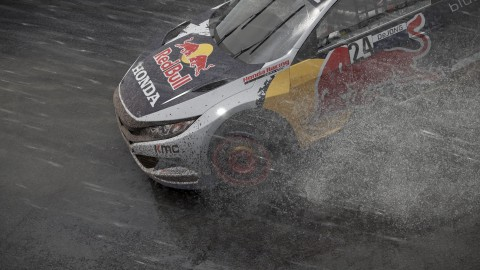 Project Cars 2 proposera du Rallycross