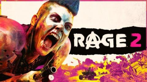 RAGE 2 : du gameplay en direct de l'E3