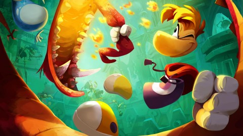 La Switch accueillera l'édition ultime de Rayman Legends