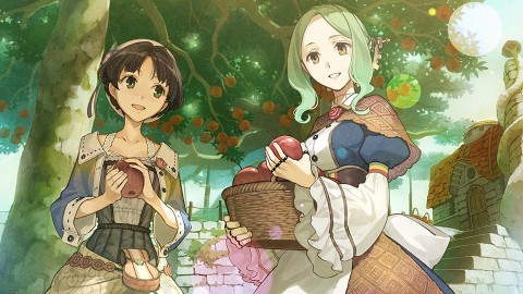 Test Atelier Escha and Logy Plus : Alchemists of the Dusk Sky