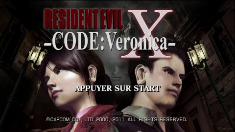Resident Evil Code Veronica X aussi sur PlayStation 4 ?