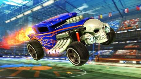 Rocket League accueille Hot Wheels et un patch PS4 Pro