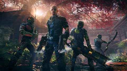 Shadow Warrior 2 sort son arc sur PS4