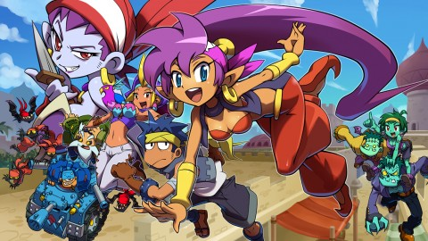 Test Shantae and the Pirate's Curse