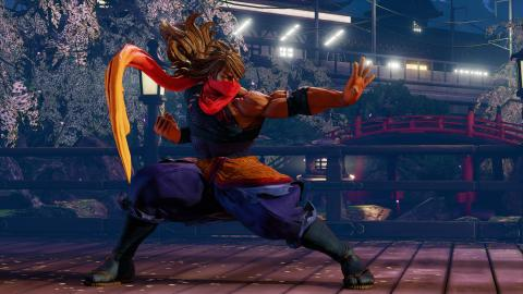 Street Fighter V reçoit Zeku en octobre