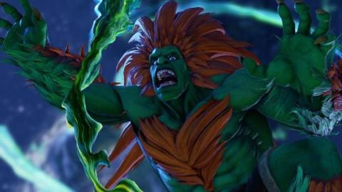 Street Fighter V : Arcade Edition ajoute enfin Blanka