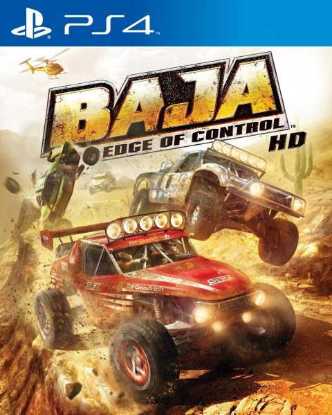 Jaquette Baja : Edge of Control HD