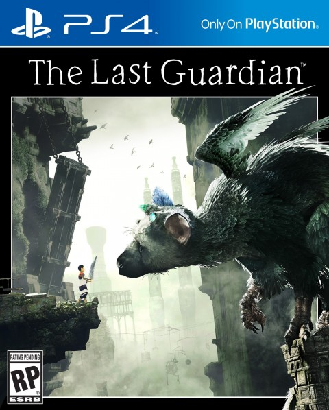 Jaquette The Last Guardian