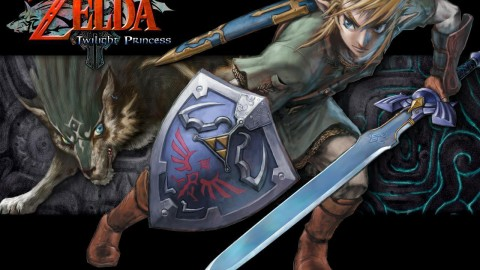 The Legend of Zelda: Twilight Princess HD, Amiibo Link loup en vidéo
