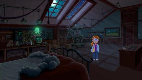 Thimbleweed Park se date sur PlayStation 4