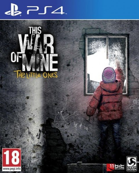 Jaquette This War of Mine : The Little Ones