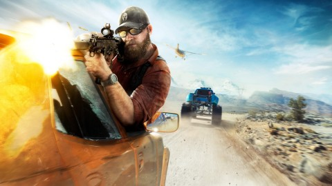 Narco Road est disponible pour Ghost Recon Wildlands