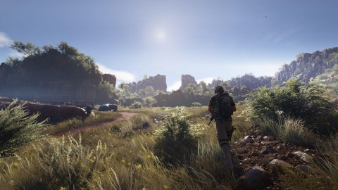 Tom Clancy's Ghost Recon Wildlands diffuse son trailer de lancement