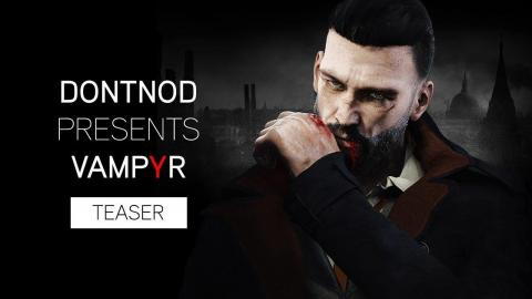 Vampyr la web-serie : Episode 3 - Human After All