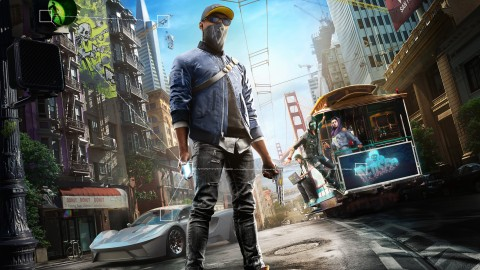 Test Watch_Dogs 2