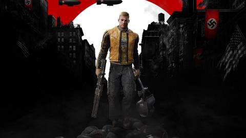Wolfenstein II : The New Colossus lance les Aventures de Gunslinger Joe