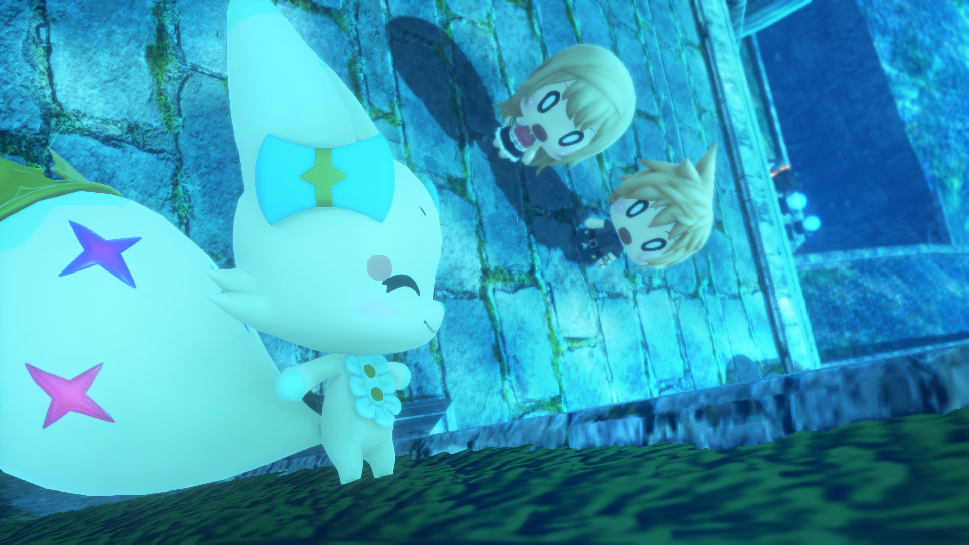 Playfrance World Of Final Fantasy Nouvelle Serie D Images