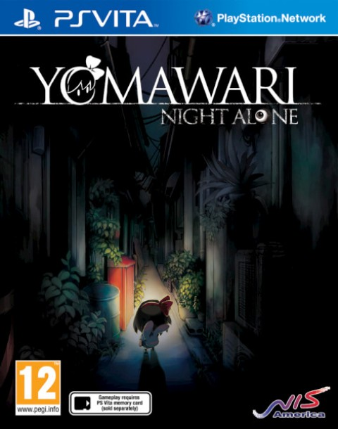 Jaquette Yomawari : Night Alone