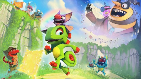 Yooka-Laylee arrive enfin sur Switch