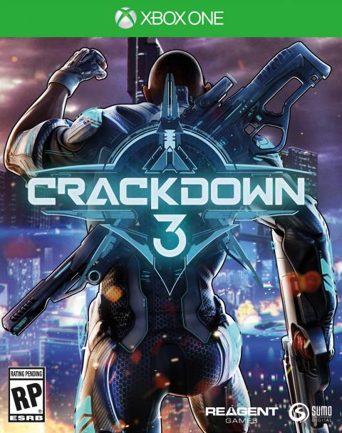 Jaquette Crackdown 3