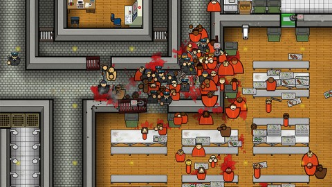 Prison Architect sort au printemps sur consoles