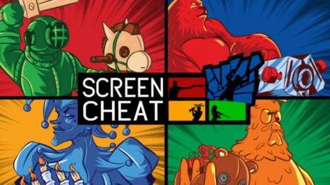 Screencheat est disponible sur PS4 et Xbox One