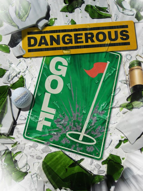 Jaquette Dangerous Golf