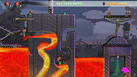 Organic Panic sort en mars sur PlayStation 4