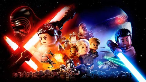 Test LEGO Star Wars : Le Réveil de la Force