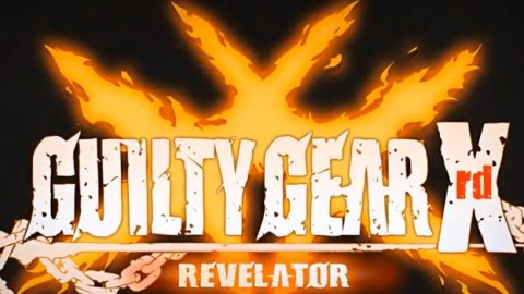 Test Guilty Gear Xrd : Revelator