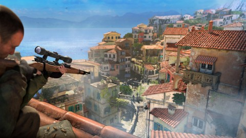 Sniper Elite 4 sera optimisé pour la PS4 Pro