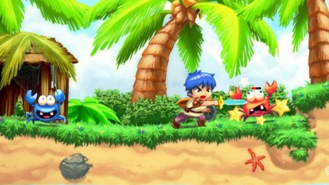 Monster Boy se montre en images