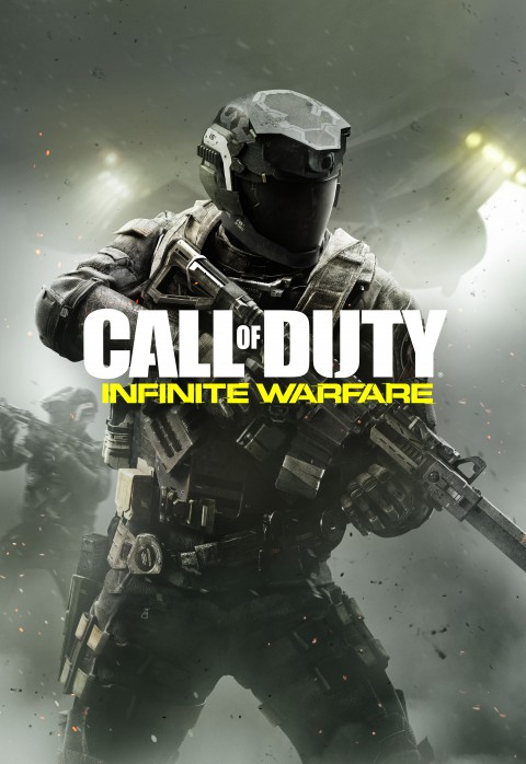 Jaquette Call of Duty : Infinite Warfare