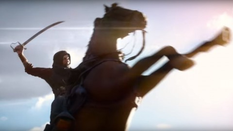 Battlefield 1 : le trailer de la Gamescom