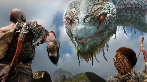 God of War : un bundle avec une PS4 Pro collector