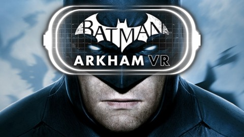Test Batman : Arkham VR