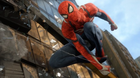 Spider-Man : 10 minutes de gameplay depuis l'E3