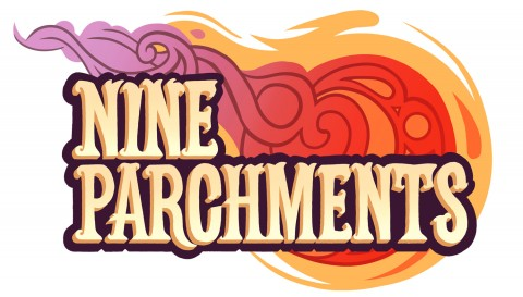 Jaquette Nine Parchments