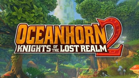 Oceanhorn 2 - Knights of the Lost Realm : 14 minutes de gameplay