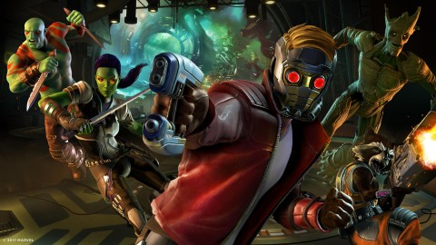 Test Guardians of the Galaxy - The Telltale Series