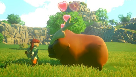 Yonder : The Cloud Catcher Chronicles : une Enhanced Edition sur PS5