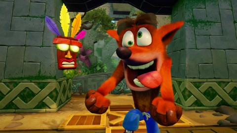 Crash Bandicoot N. Sane Trilogy change de date sur Xbox One, Switch et PC